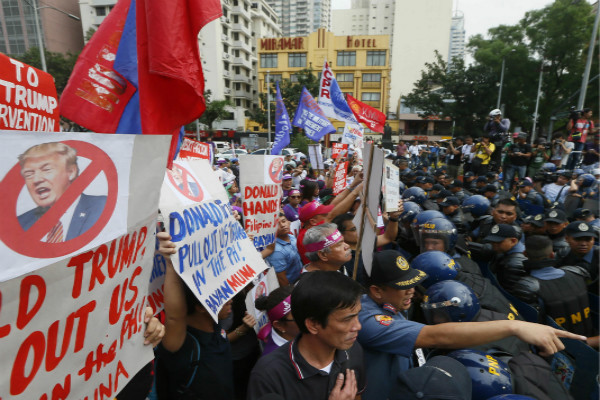 US-Philippine Relations: A Love-Hate Affair