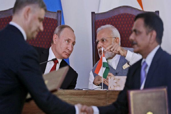 India and Russia Resetting Ties after 70 Years of Diplomatic Relations