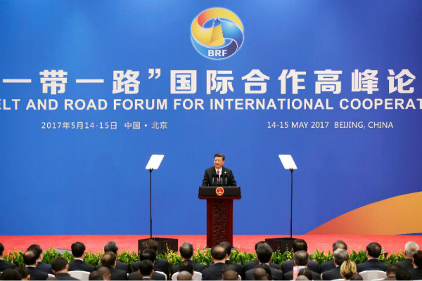 "The Belt and Road Initiative and ""Restored"" Globalization"