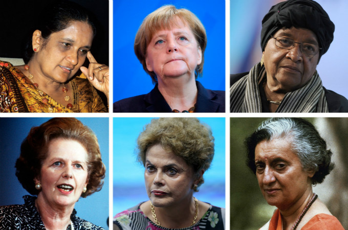 It's a Man's World: Why Female Political Leaders Are Having a Hard Time
