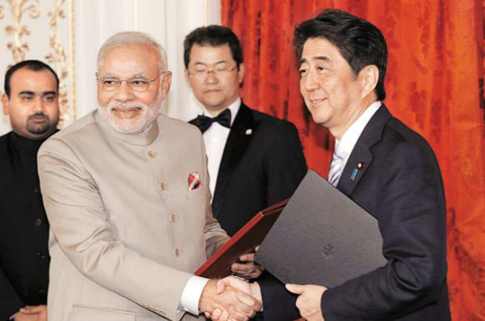 Emerging India-Japan-Africa Triangular Cooperation