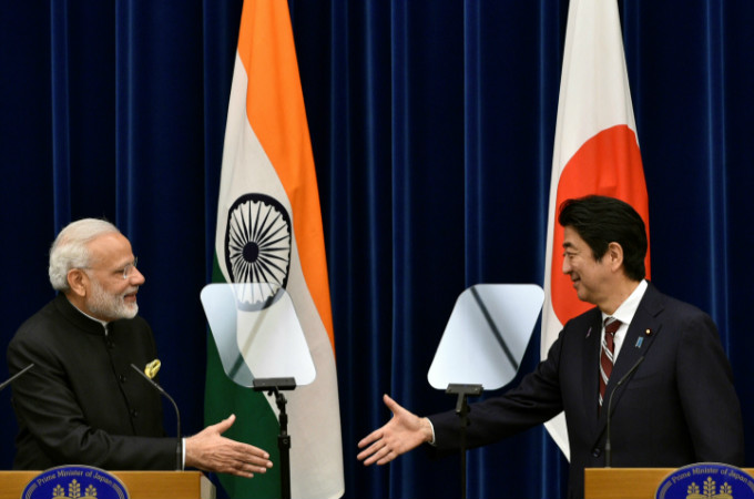 India-Japan Ties: The China Factor and Beyond