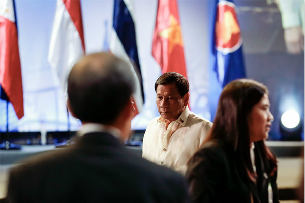 Duterte's ASEAN Policy