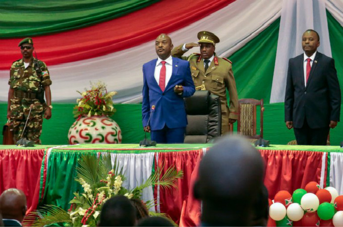 Burundi and the International Criminal Court