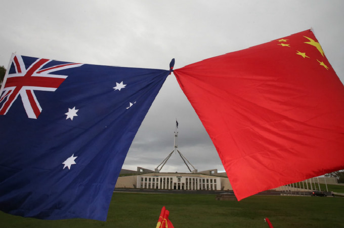 Australia's China Policy: Between a Rock and a Hard Place