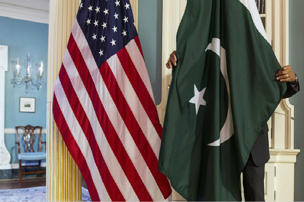 US and Pakistan Mending Bilateral Ties
