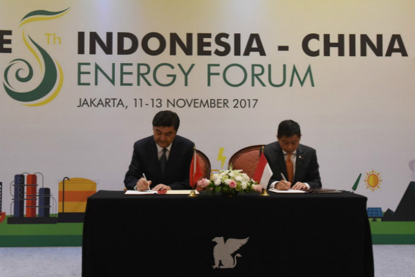 Chinese Coal Investments Firing Up the Indonesian Economy