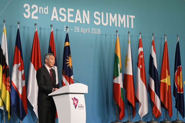 ASEAN Summit Discusses Smart Cities Network and Trade Tensions