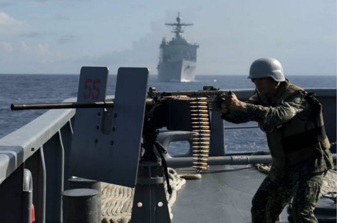 The South China Sea: Are Pundits and Politicians Pushing the US into War?