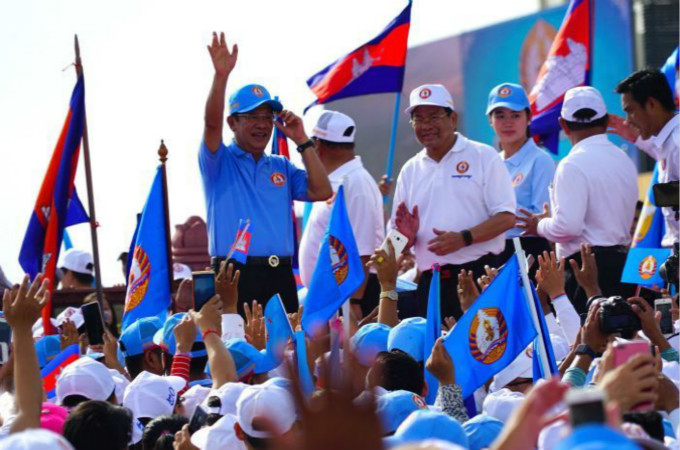 The Spiral Repetitions of Cambodia's 2018 General Election