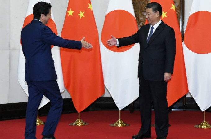 Abe's China Sojourn: The Emerging New Calculus between China and Japan