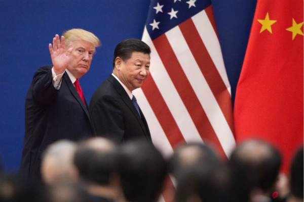 Trump's Asia Policy is Mostly About China