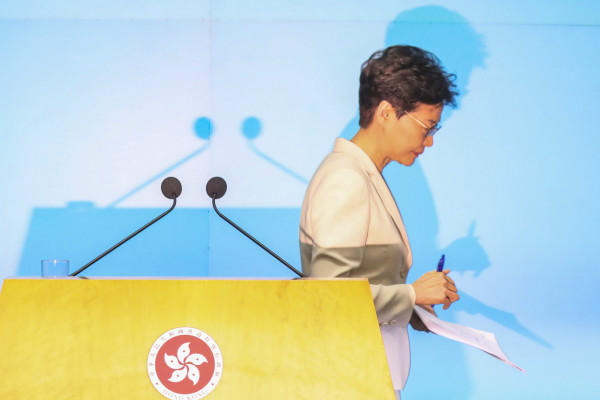 Accountability of Hong Kong Leaders Is at Stake