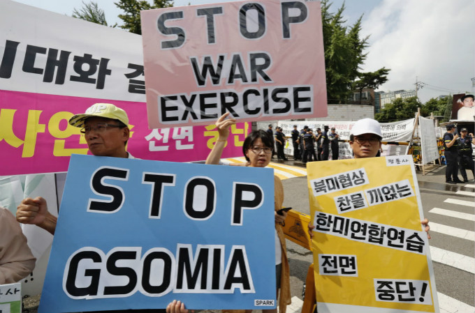 South Korea-Japan Frictions: From Trade Conflict to Security Issues